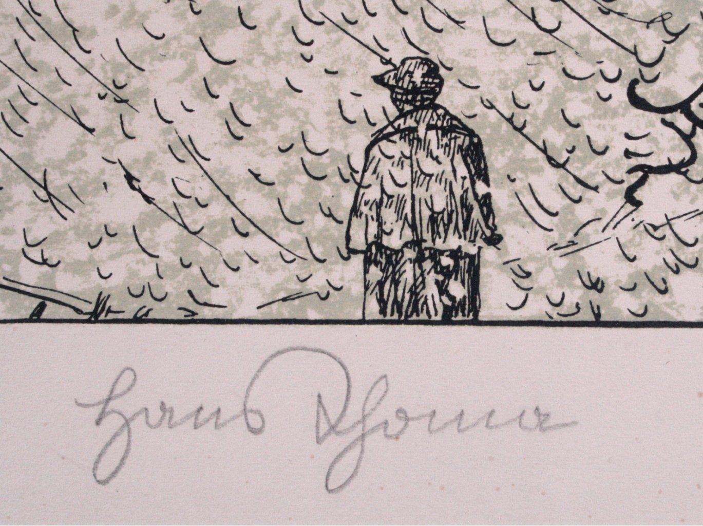 Hans Thoma 1839-1924. Mythologische Szene-1