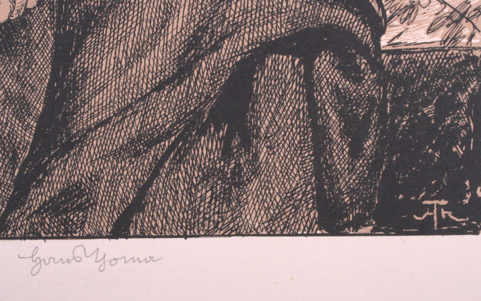 Hans Thoma 1839-1924. Christus und die Samariterin (1903)-1