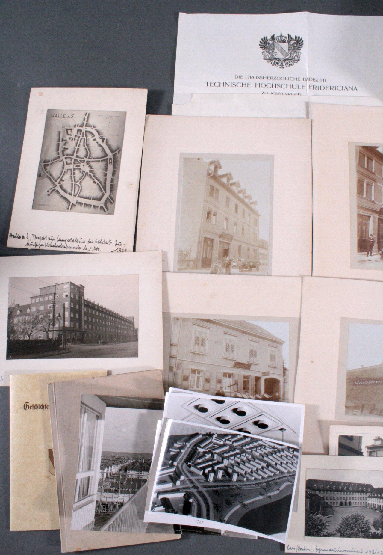 Papier und Fotonachlass-1