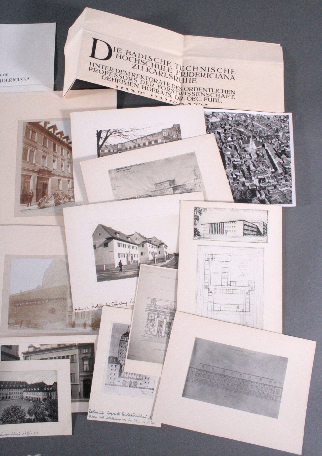 Papier und Fotonachlass-2