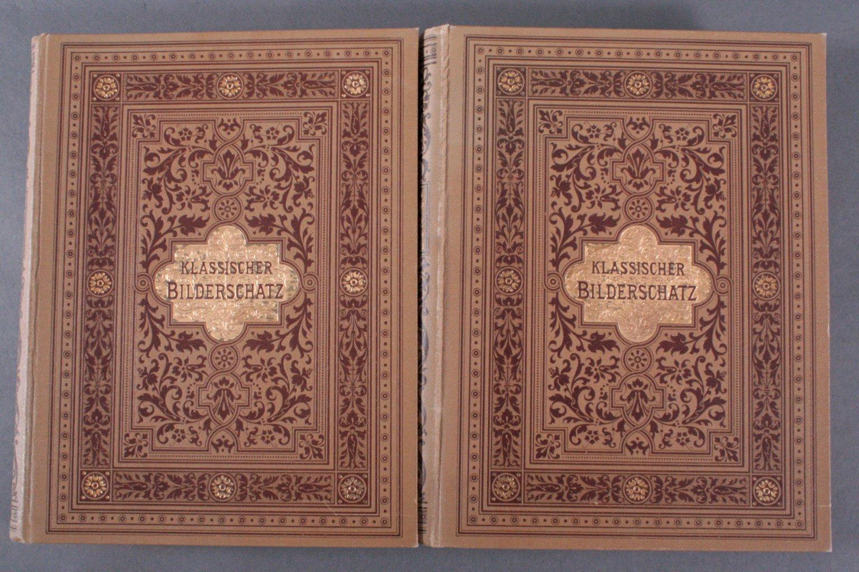 2 Bände Klassischer Bilderschatz