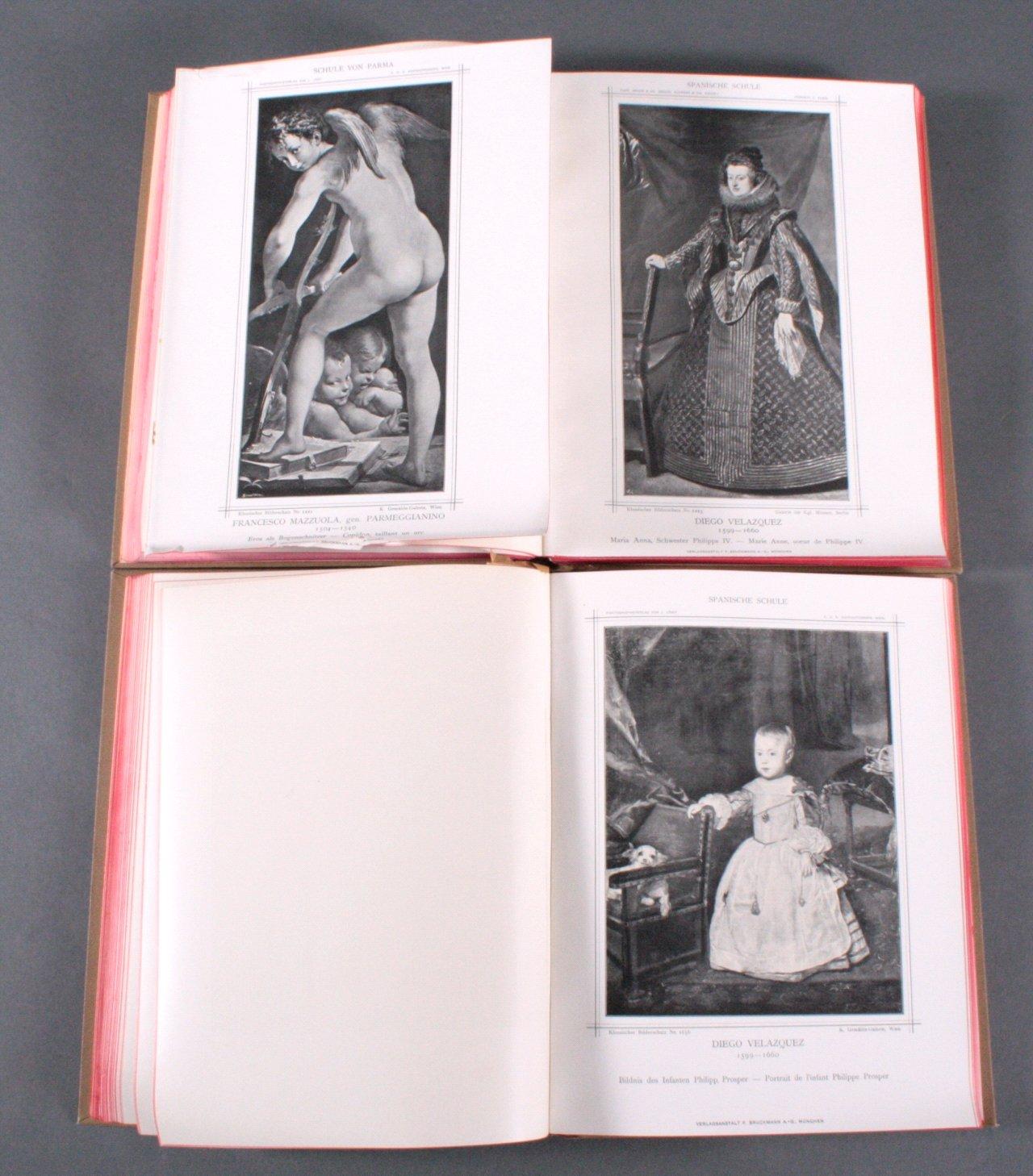 2 Bände Klassischer Bilderschatz-1