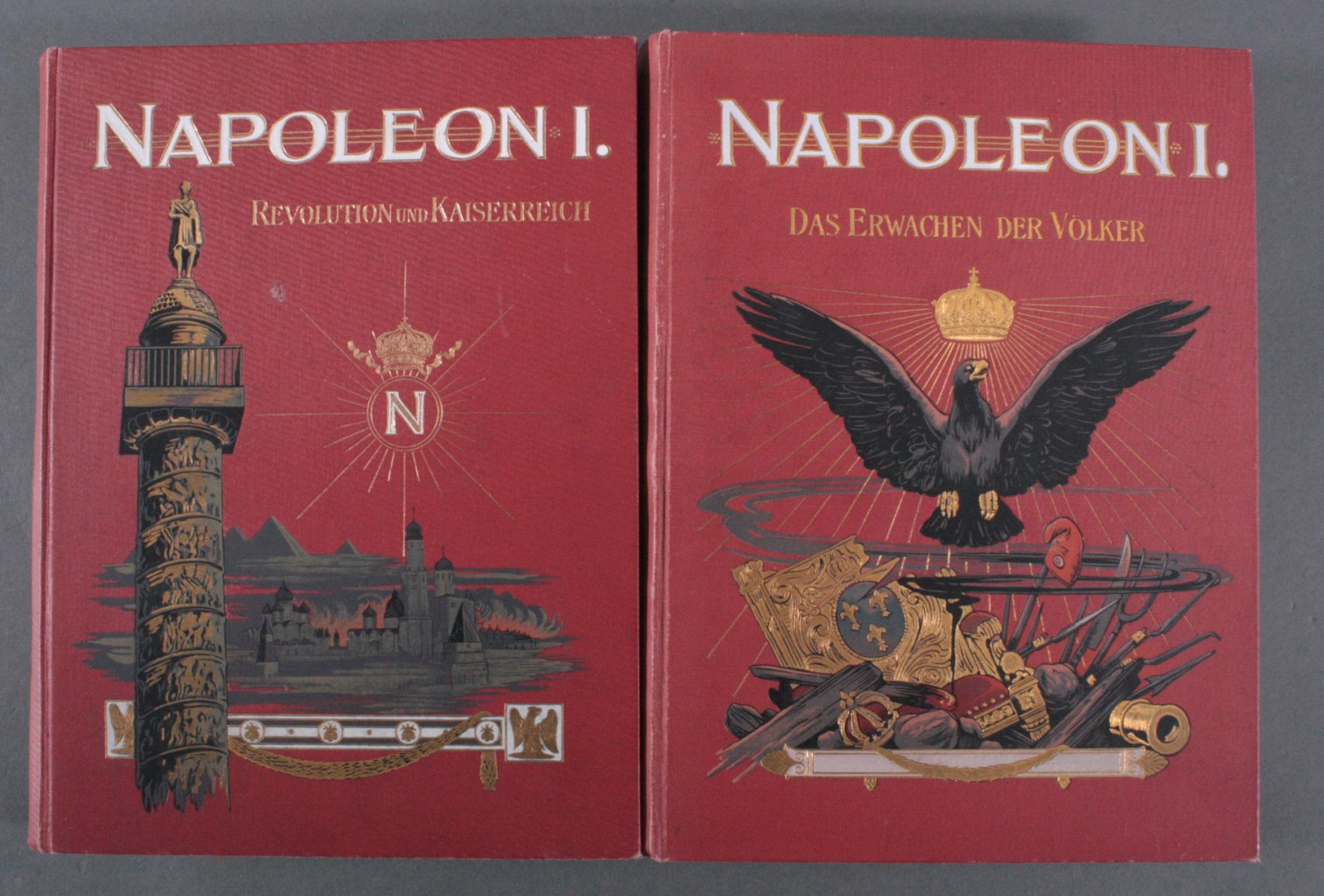 2 Bände Napoleon I