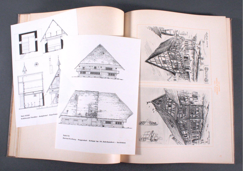 Malerische Architektur-Skizzen, 100 Tafeln-1