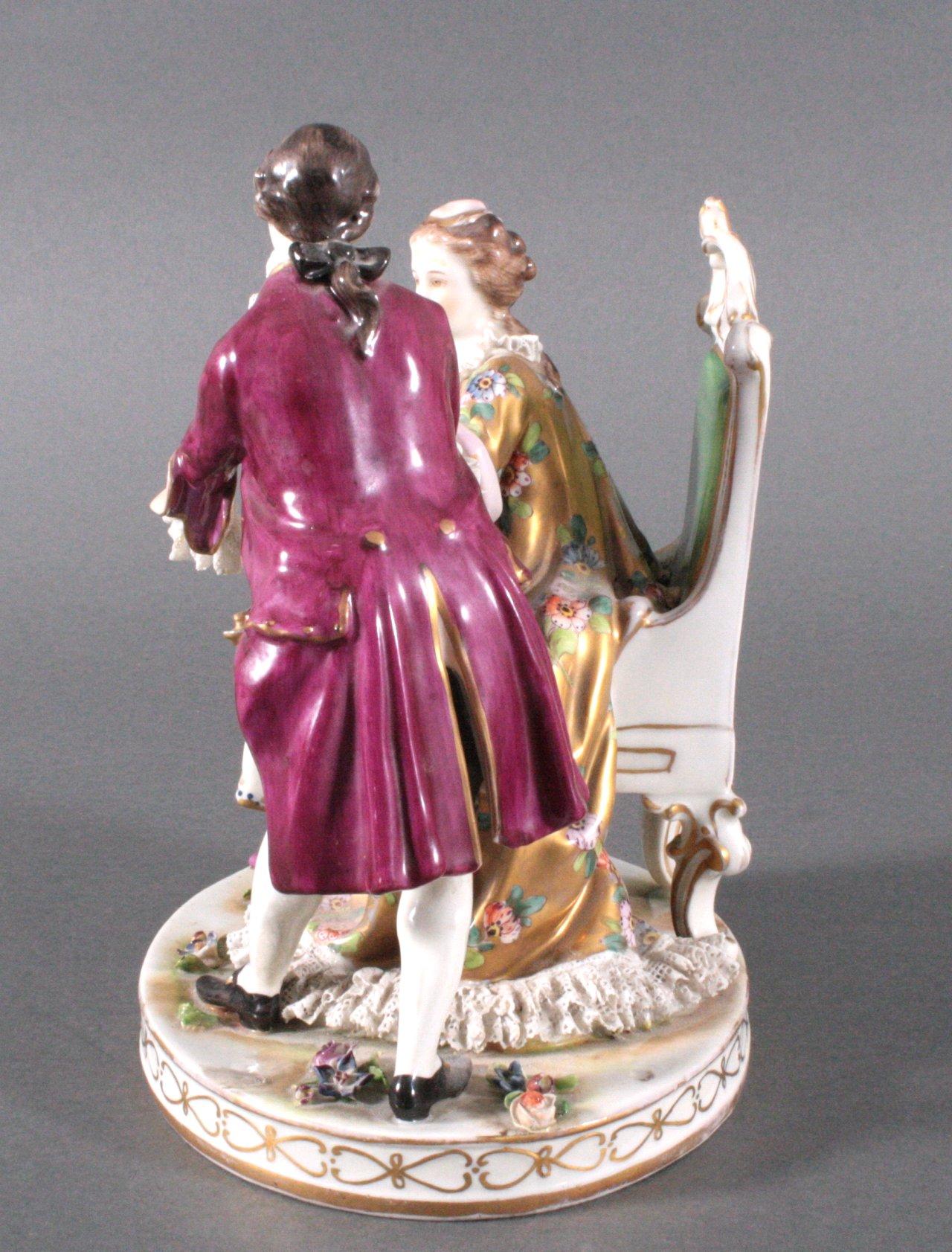 Porzellan-Skulptur, Aelteste Vokstedter-2