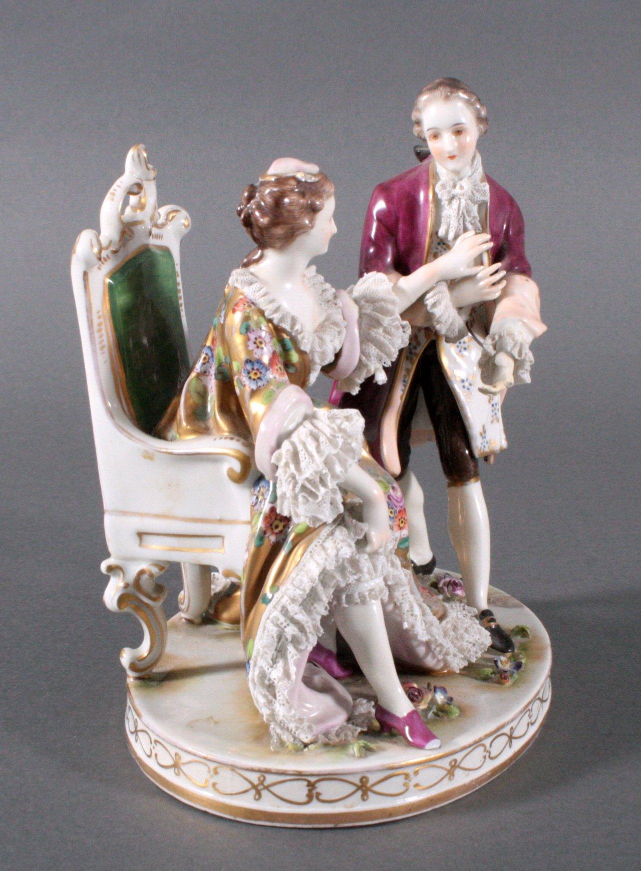 Porzellan-Skulptur, Aelteste Vokstedter-3