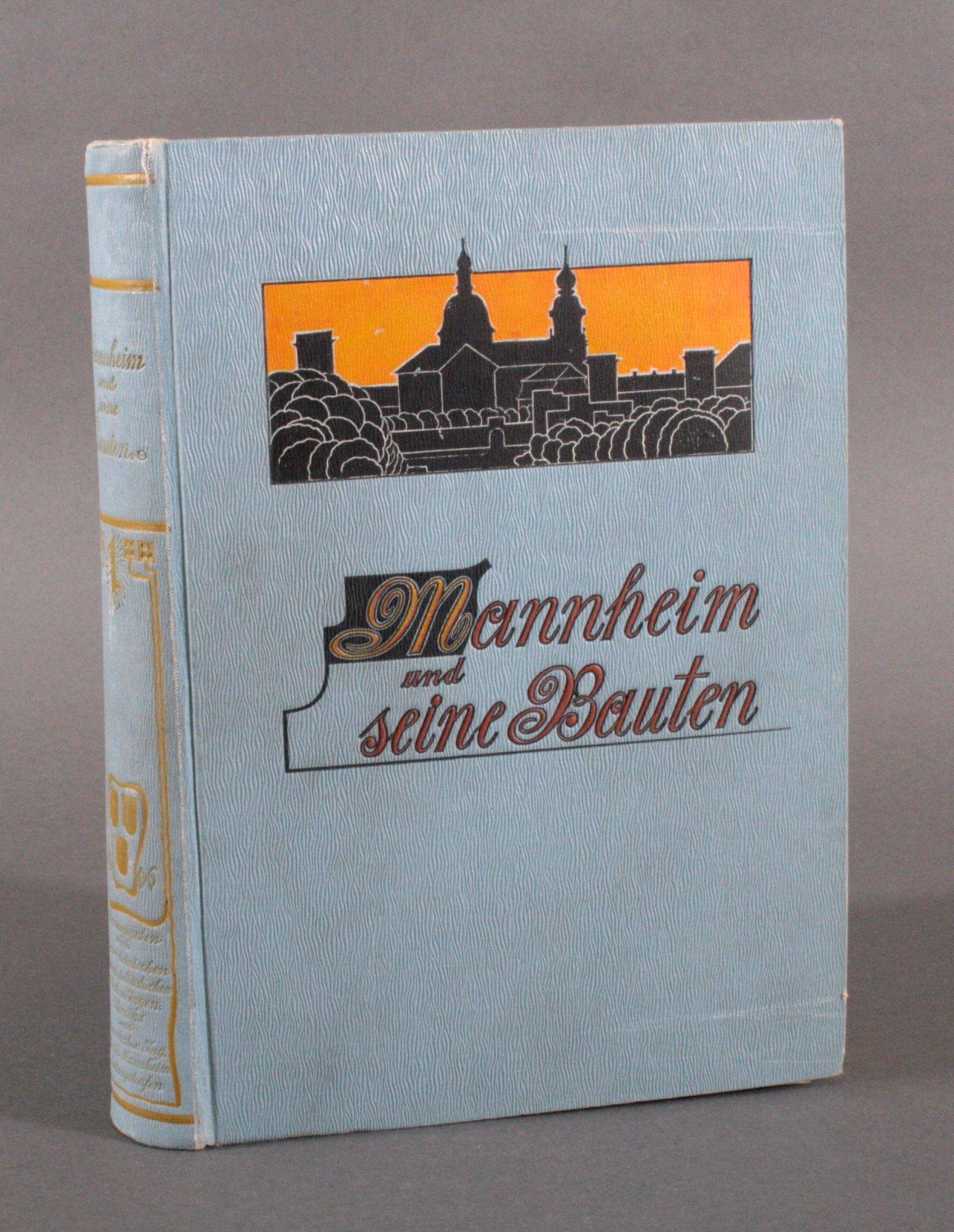 Mannheim und seine Bauten, 1906