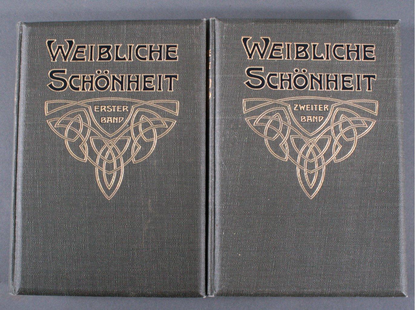 Weibliche Schönheit, 2 Bände