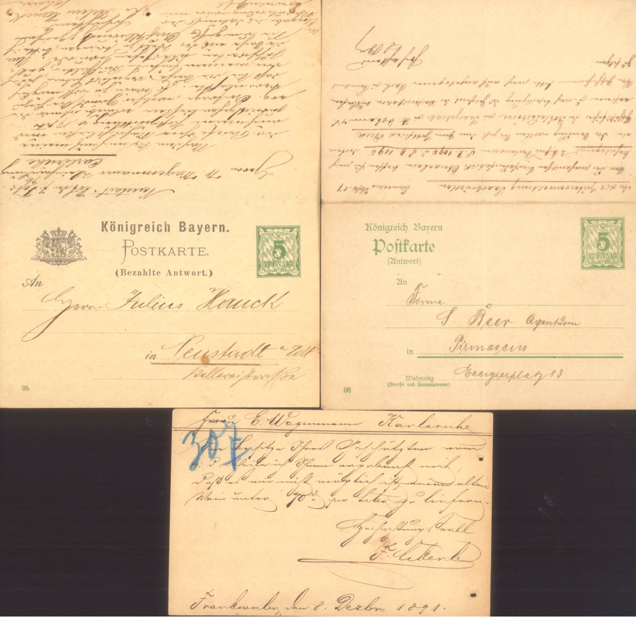 BAYERN 1891-1907-1