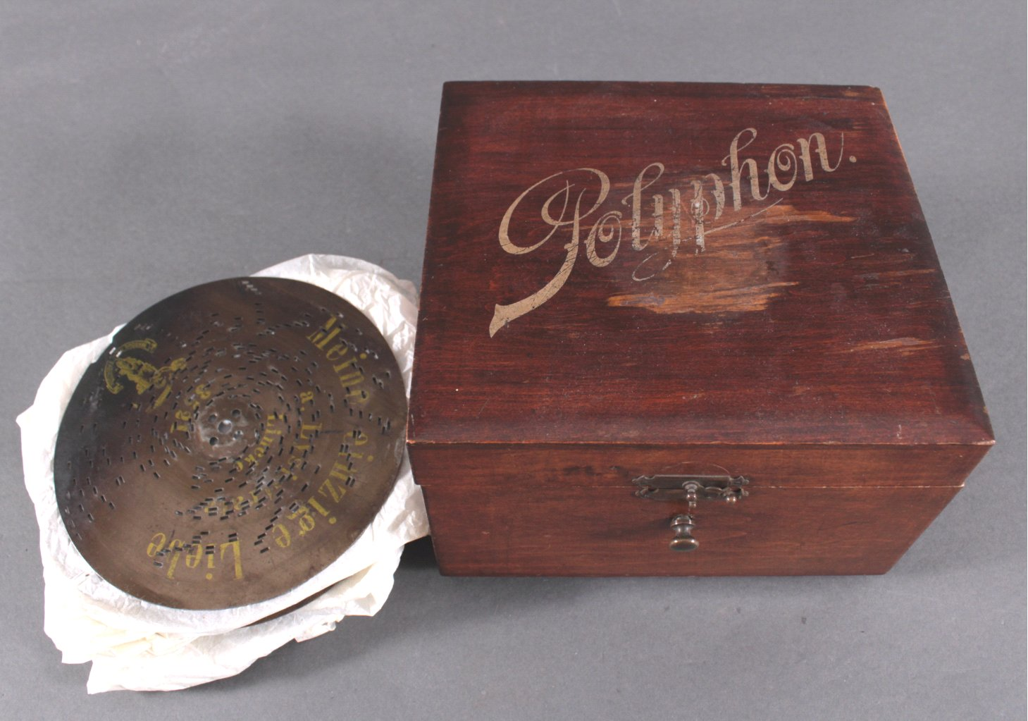 Polyphon, um 1900-2
