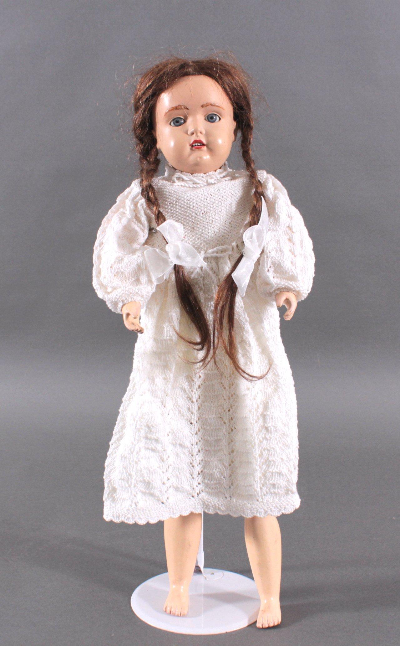 J.D. Kestner / Schildkröt Puppe um 1900