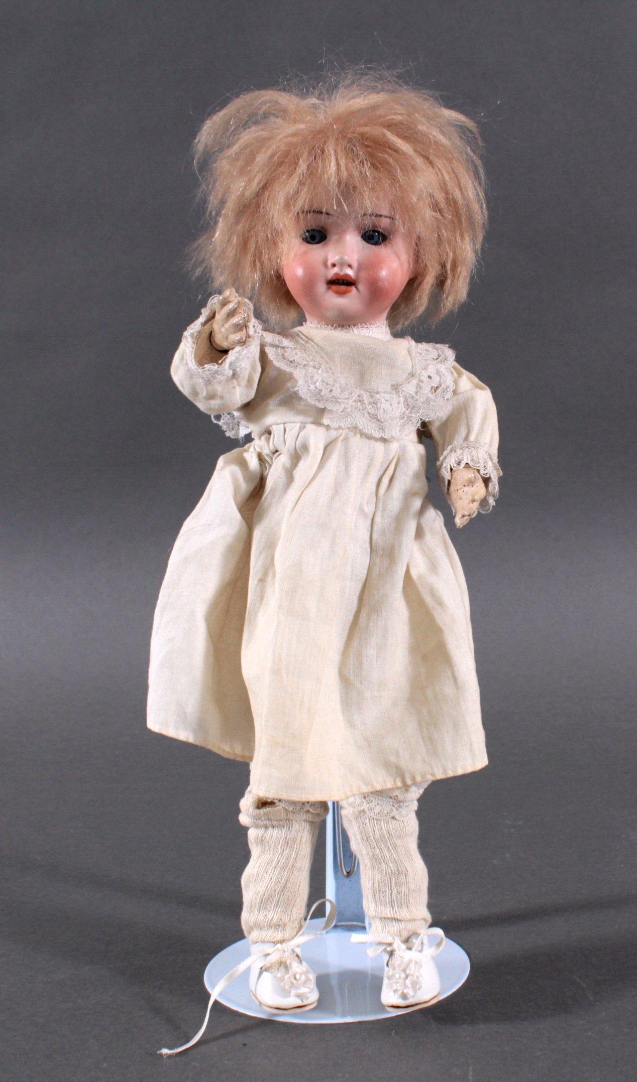 Theodor Wendt Puppe
