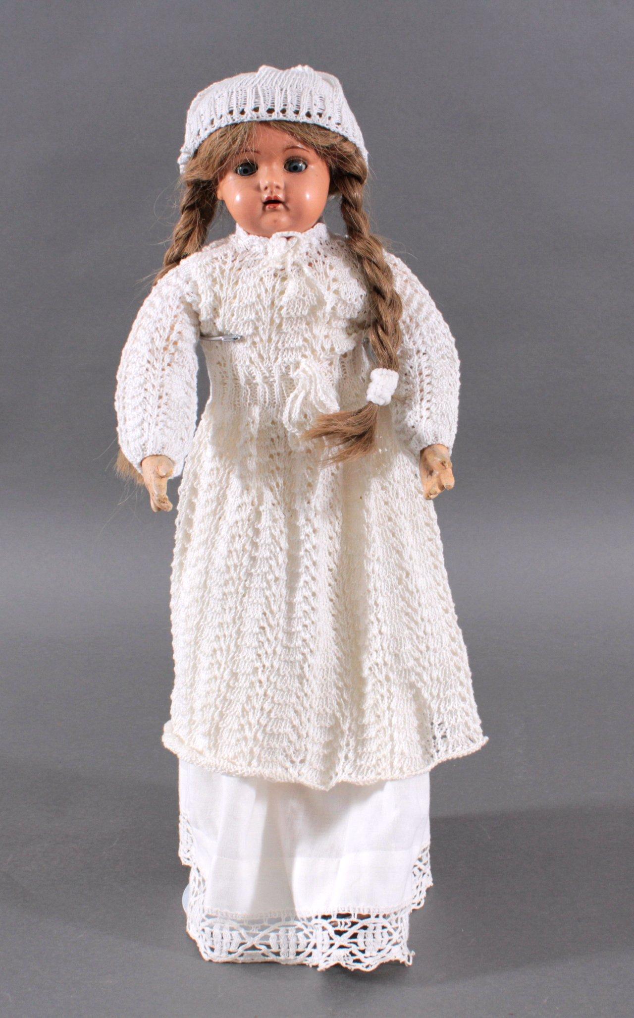 Alte Schildkröt Puppe