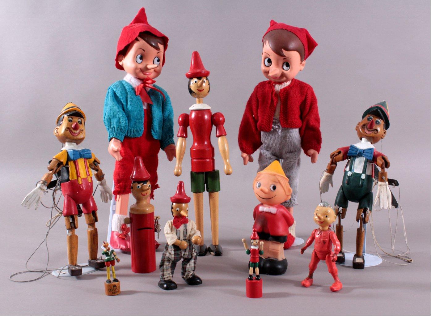 Sammlung Pinocchio