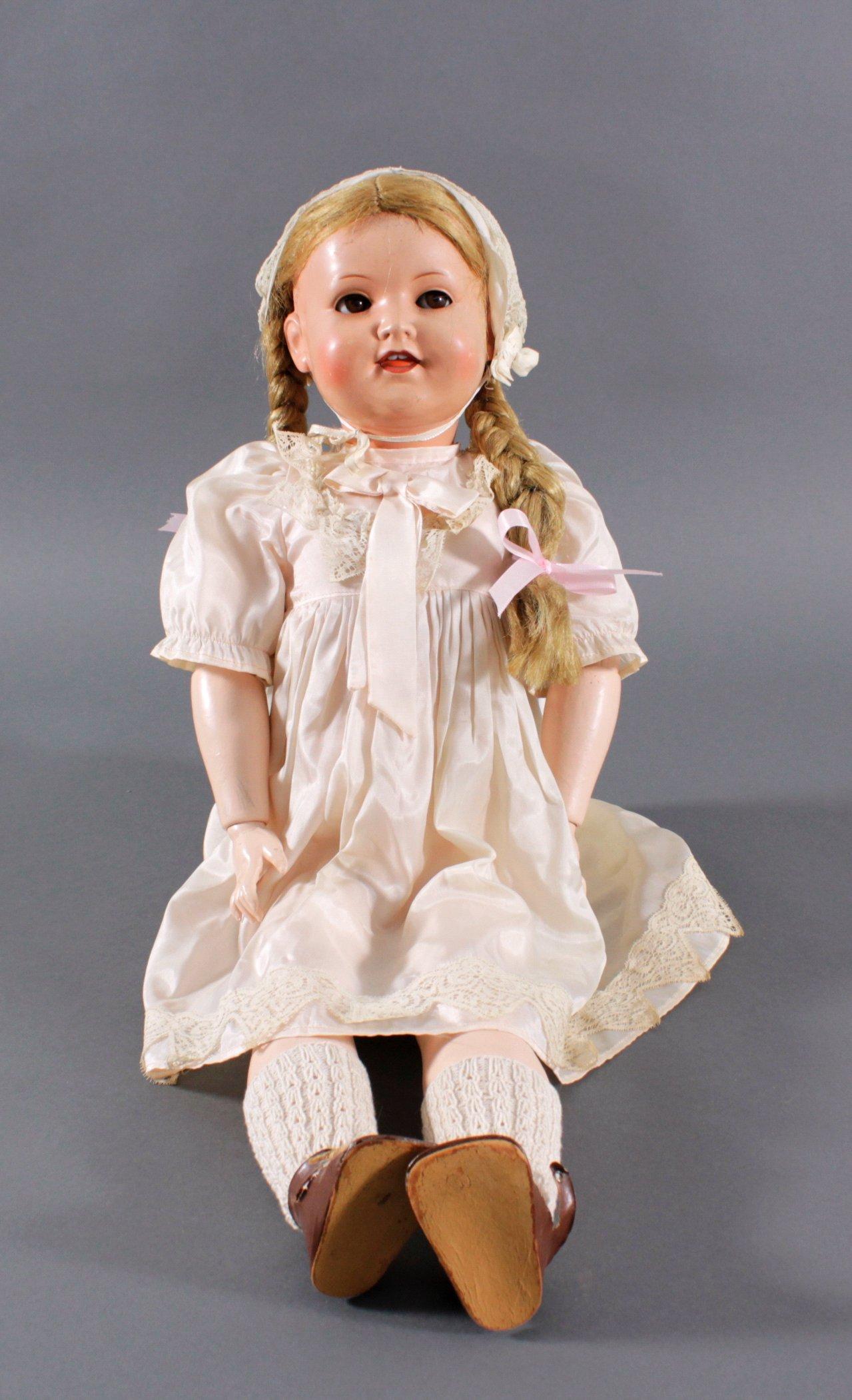 König & Wernicke Puppe