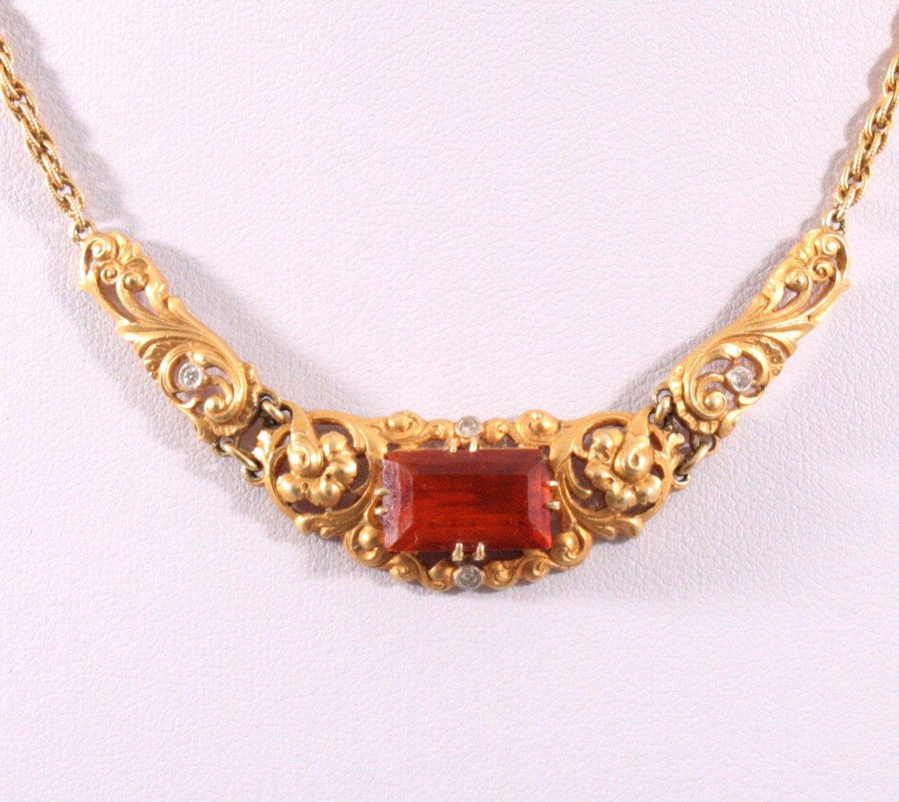 Antikes Collier-1