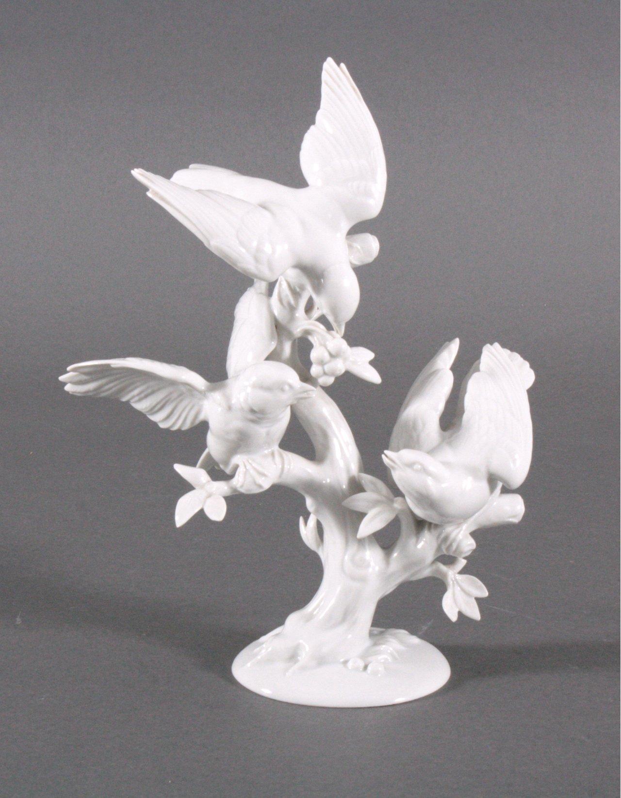 Rosenthal Vogelplastik