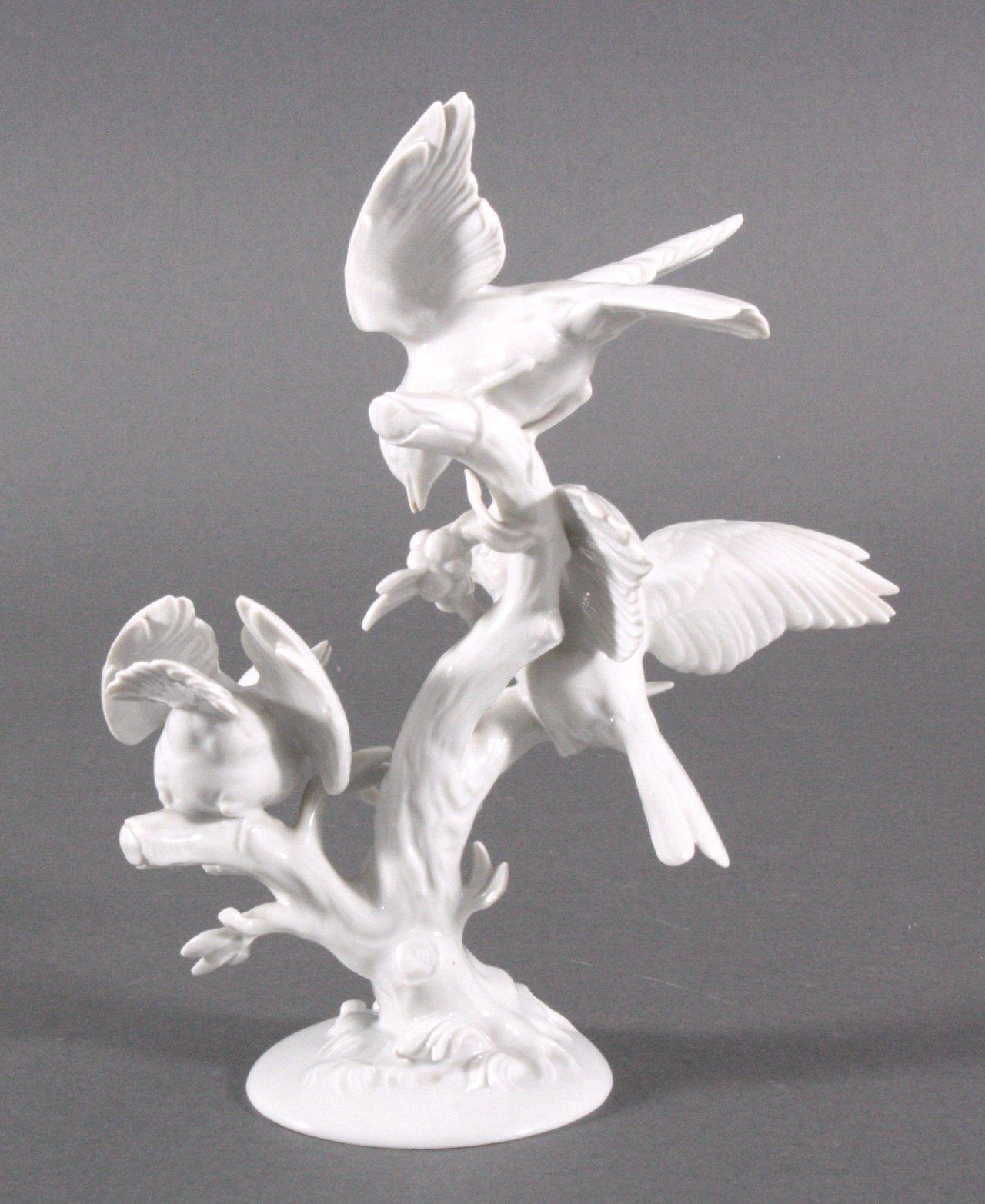 Rosenthal Vogelplastik-1
