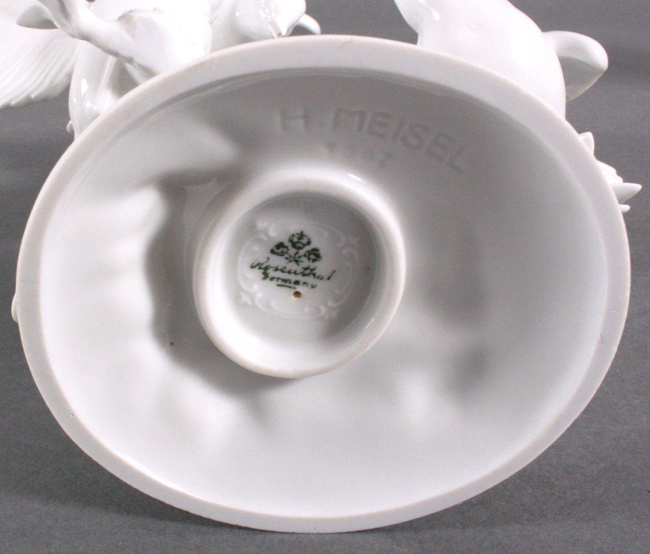 Rosenthal Vogelplastik-2