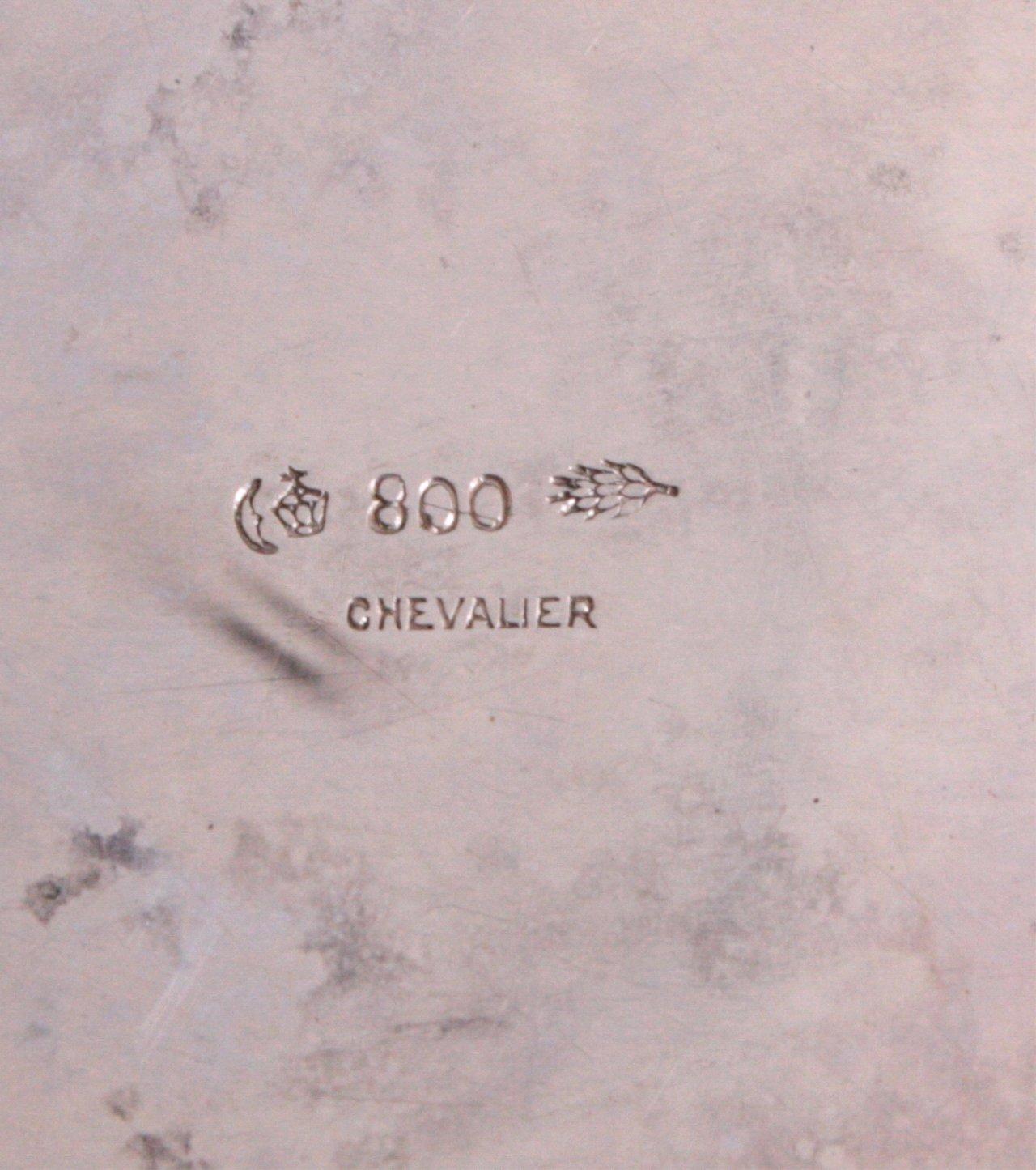 3 Silberschalen, 800er Silber-1