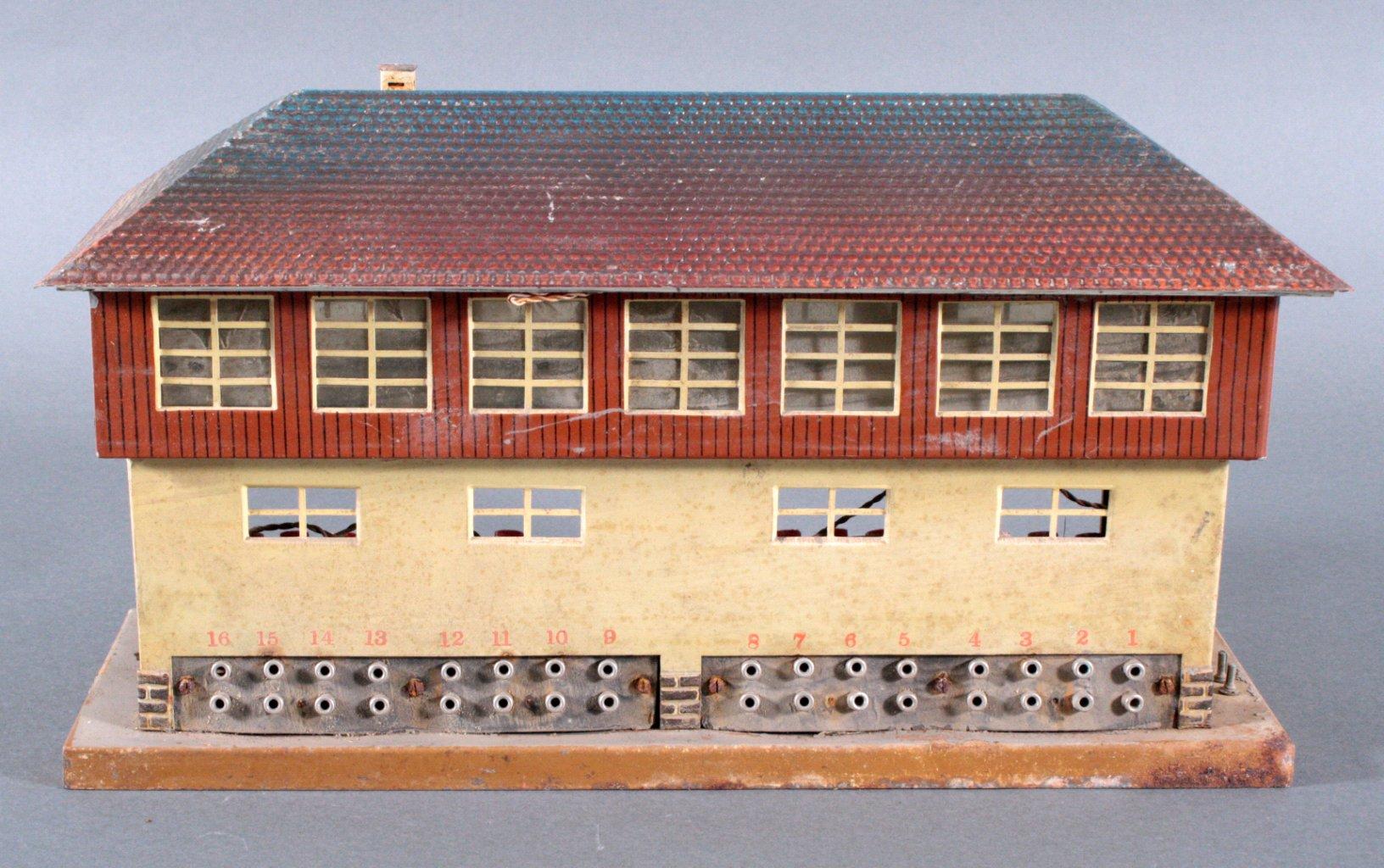 Märklin Stellwerk 13728/16, Spur 0-1