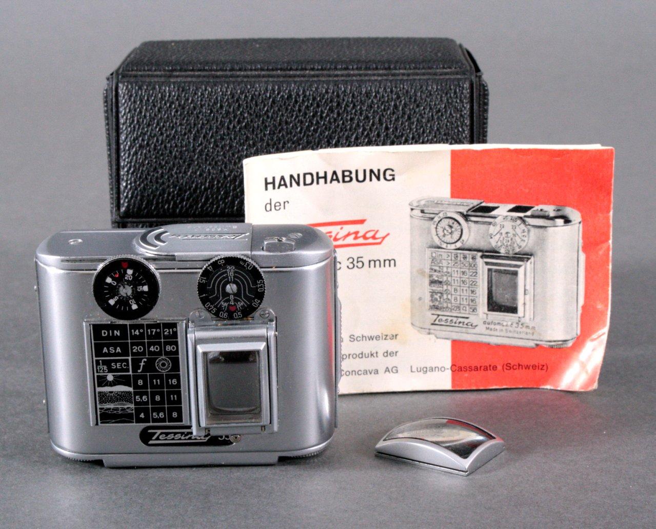 Tessina Automatic 35mm Kamera
