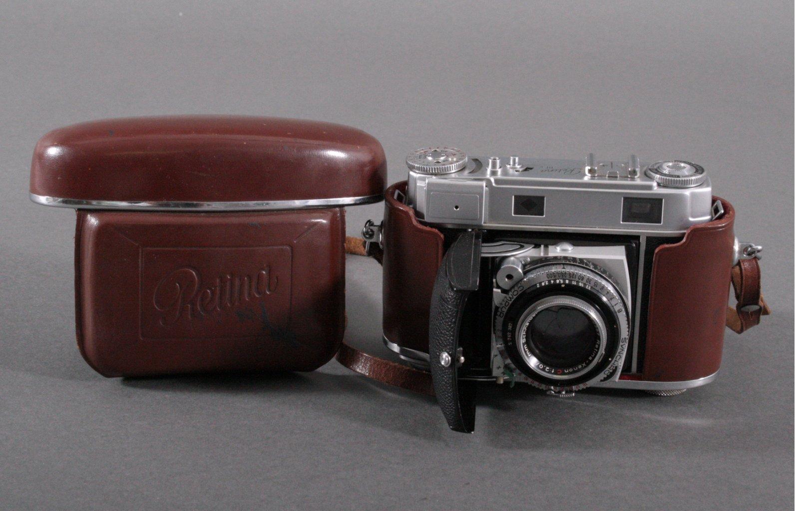 Kodak Retina IIIc Kamera