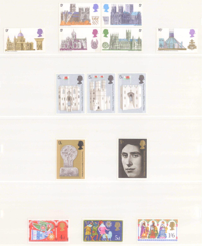 GROSSBRITANNIEN 1967-1985, NOMINALE: 82,- BRITISCHE PFUND-3