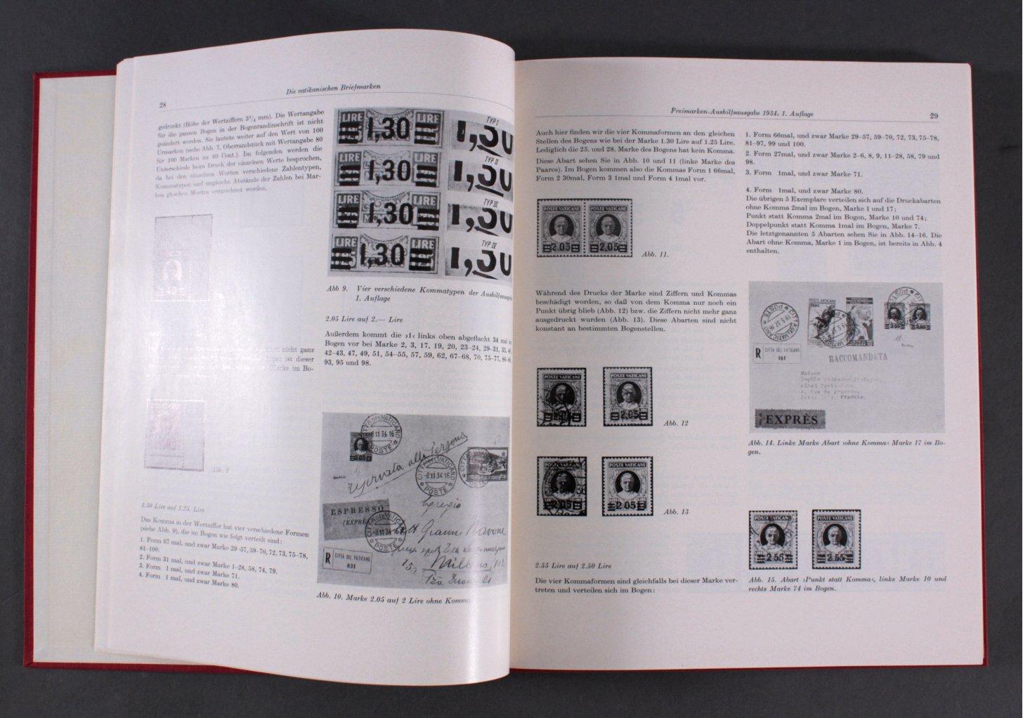 DER VATIKANSTAAT  Ein philatelistisches Handbuch-1