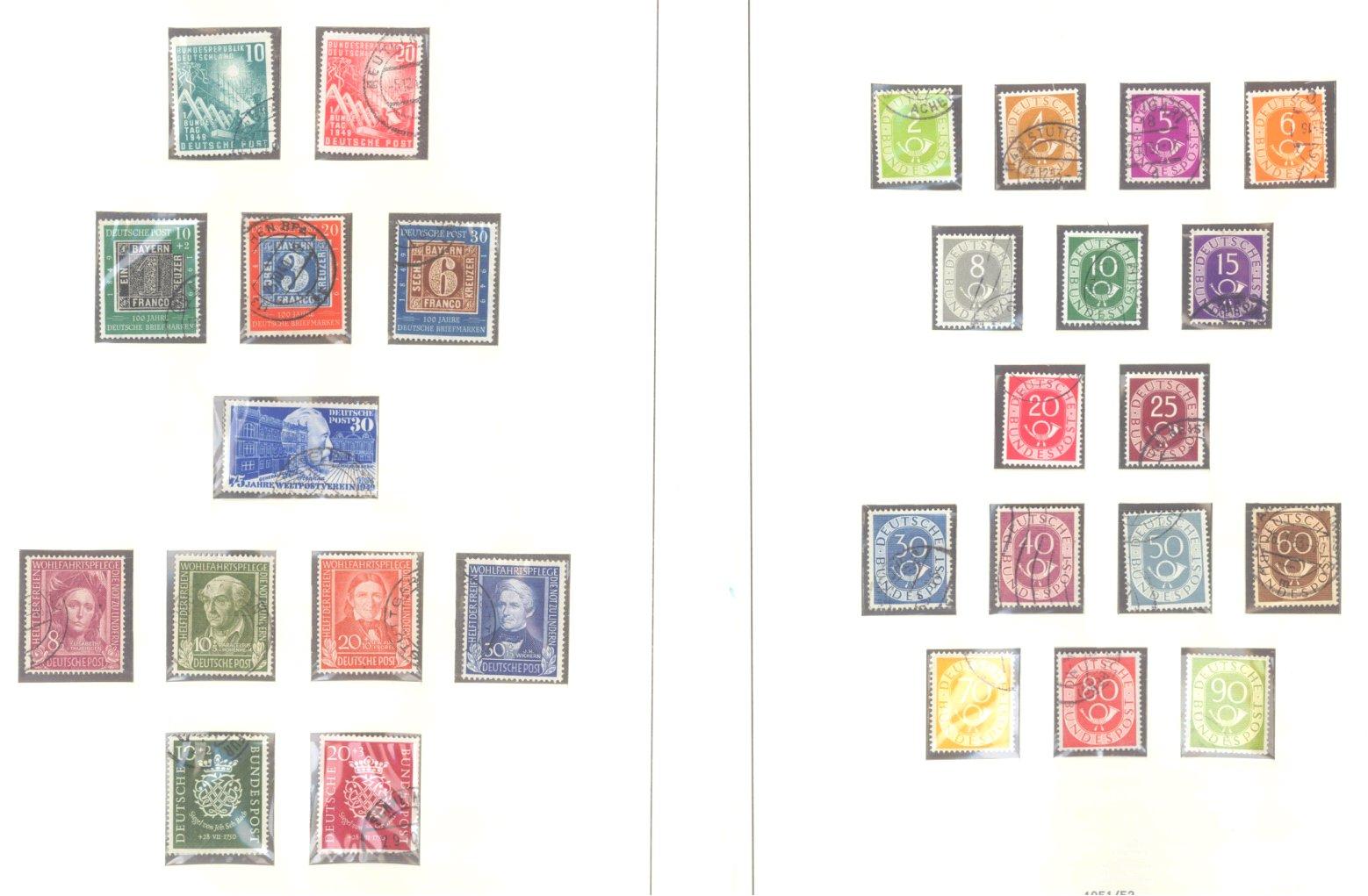 BUND 1949-1980