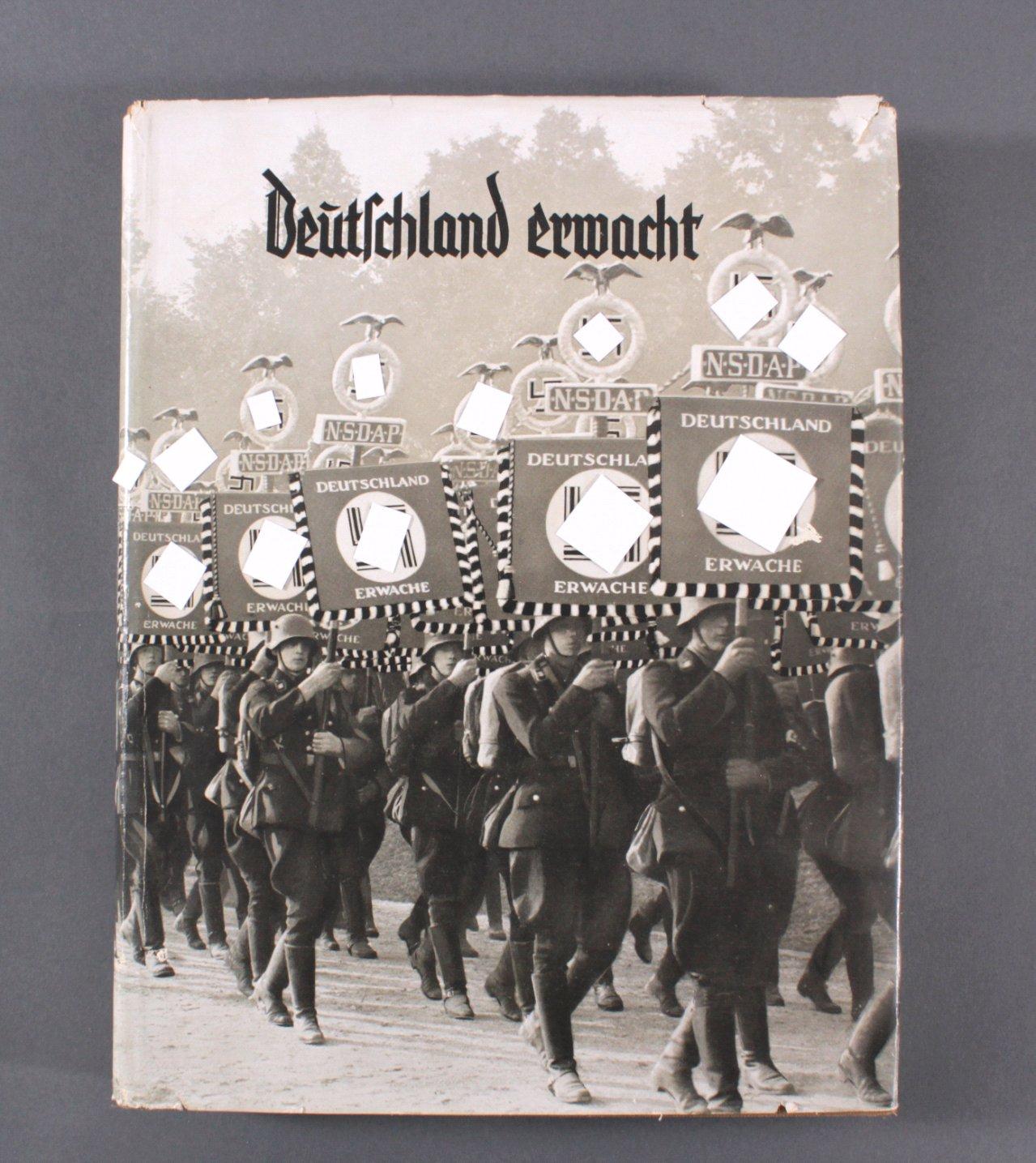 Sammelalbum, Deutschland erwacht