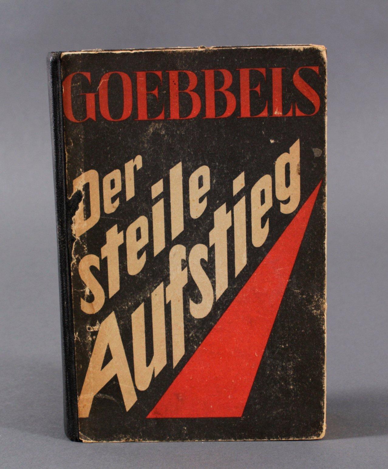 Joseph Goebbels, Der steile Aufstieg