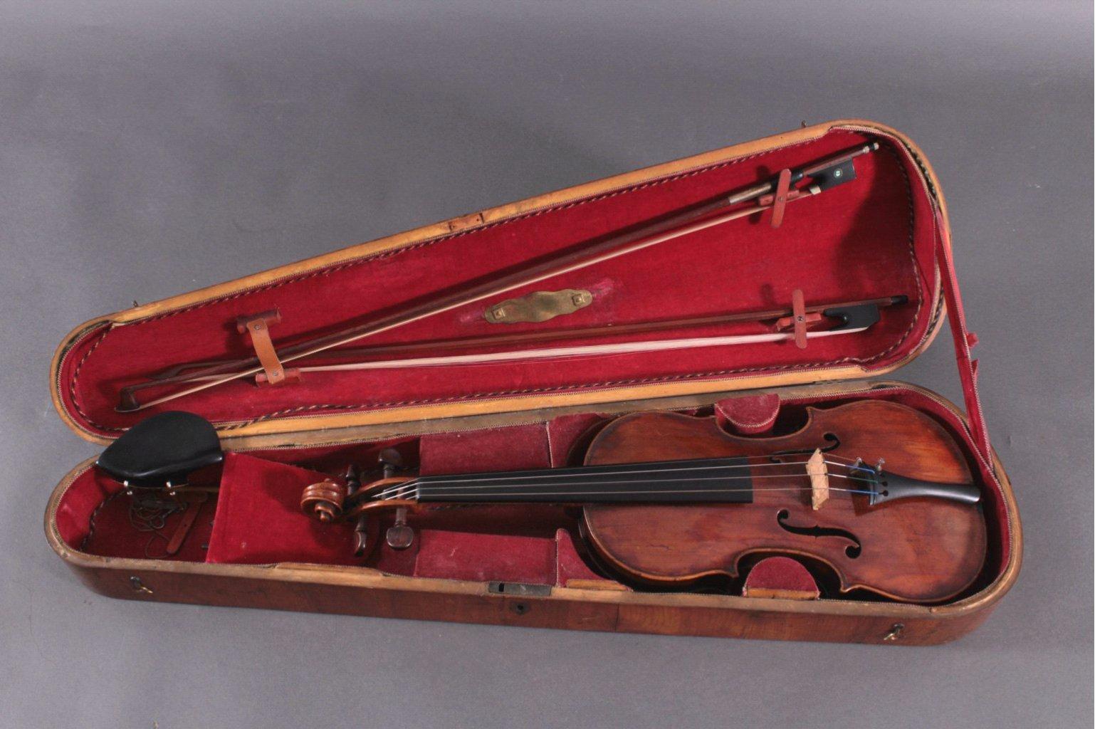 Nicolaus Amati, Geige aus dem 17. Jh.