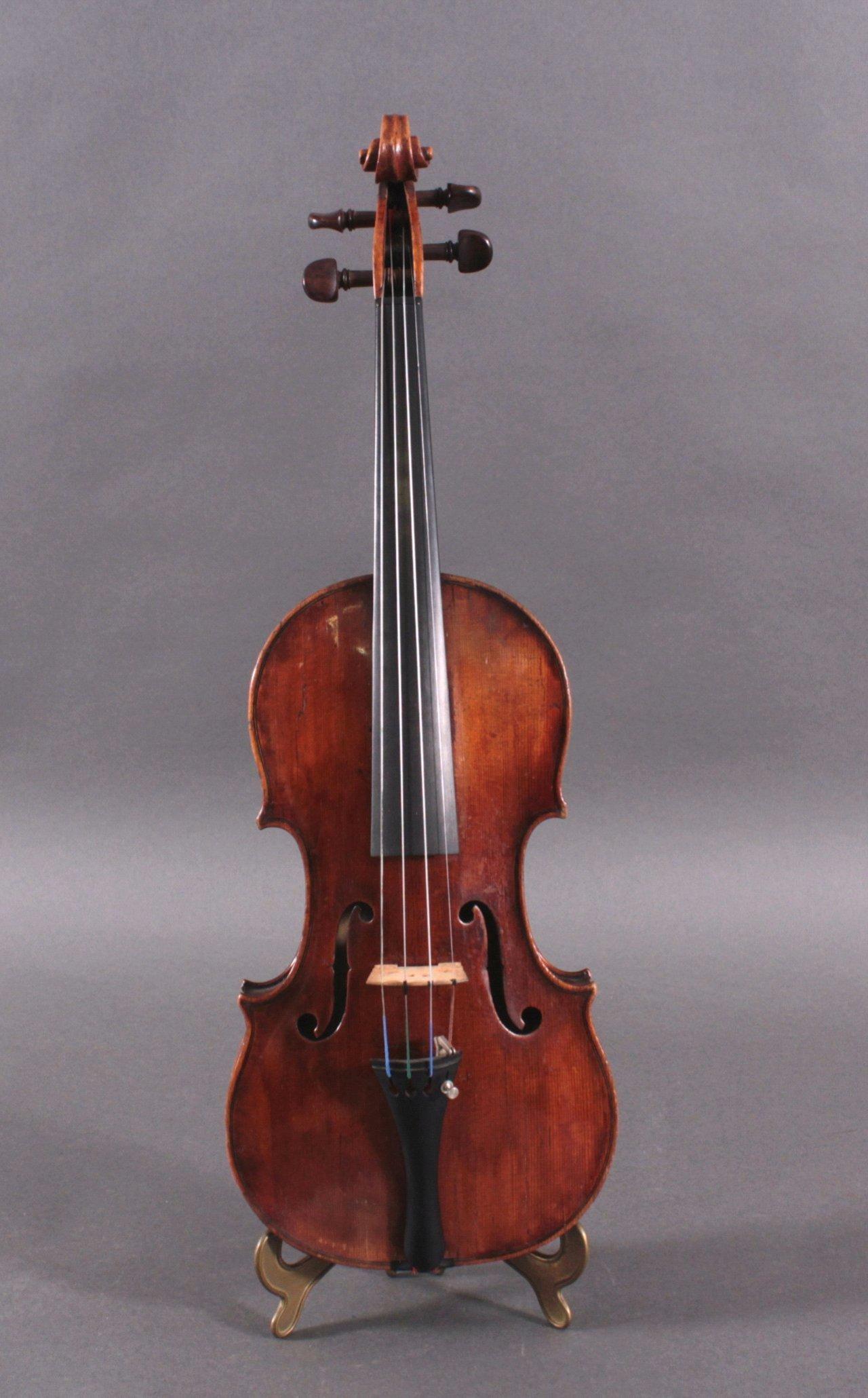 Nicolaus Amati, Geige aus dem 17. Jh.-1