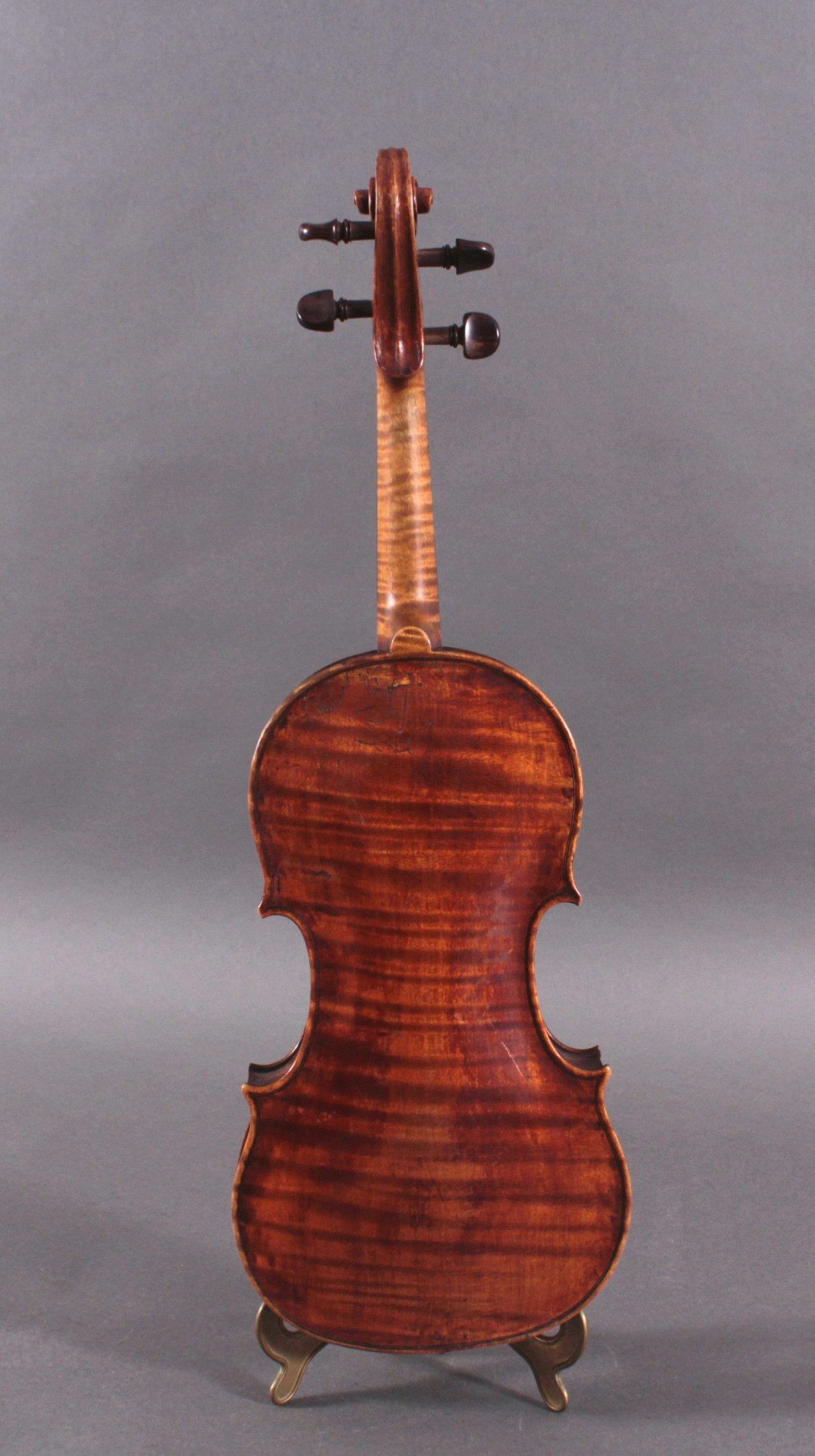 Nicolaus Amati, Geige aus dem 17. Jh.-2