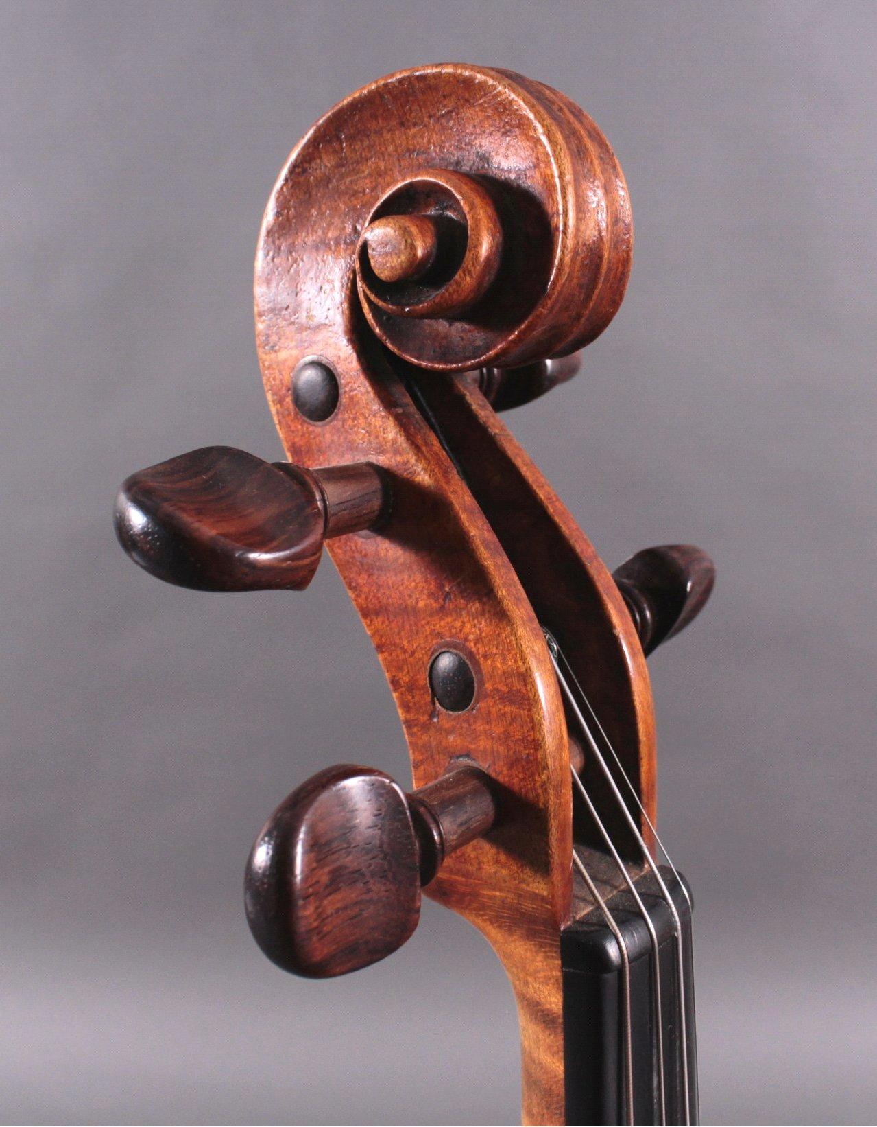 Nicolaus Amati, Geige aus dem 17. Jh.-3