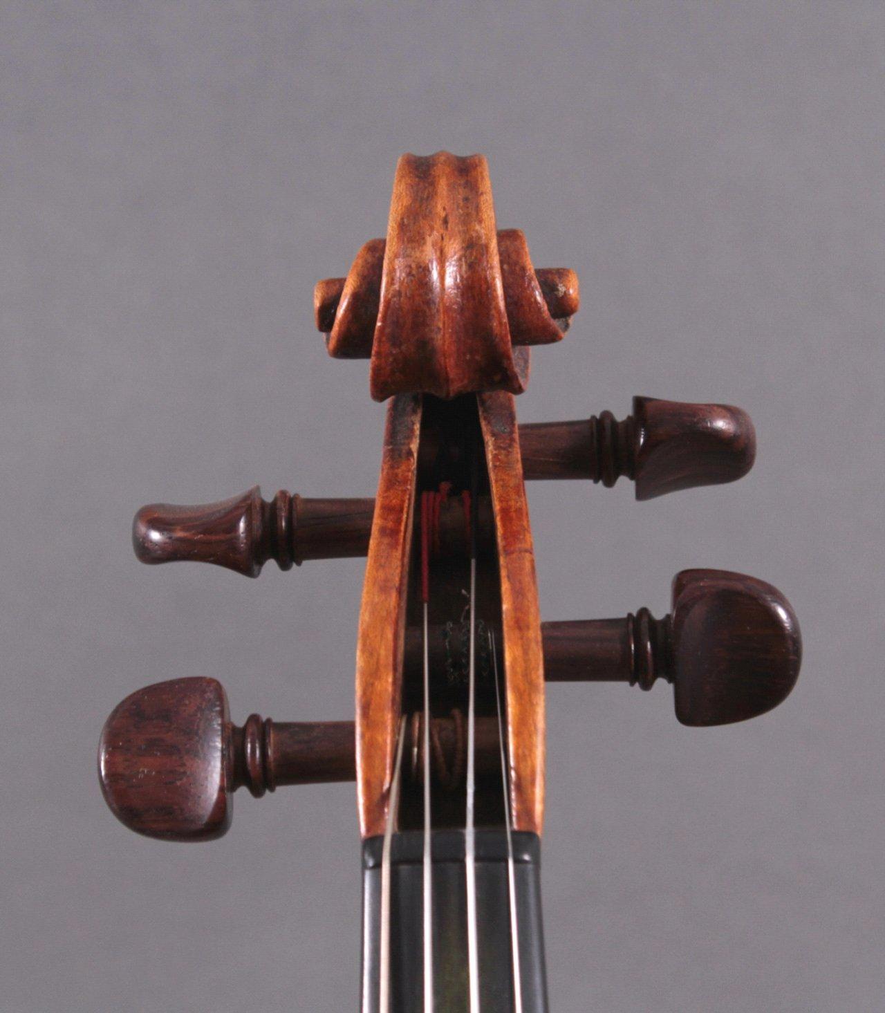 Nicolaus Amati, Geige aus dem 17. Jh.-4