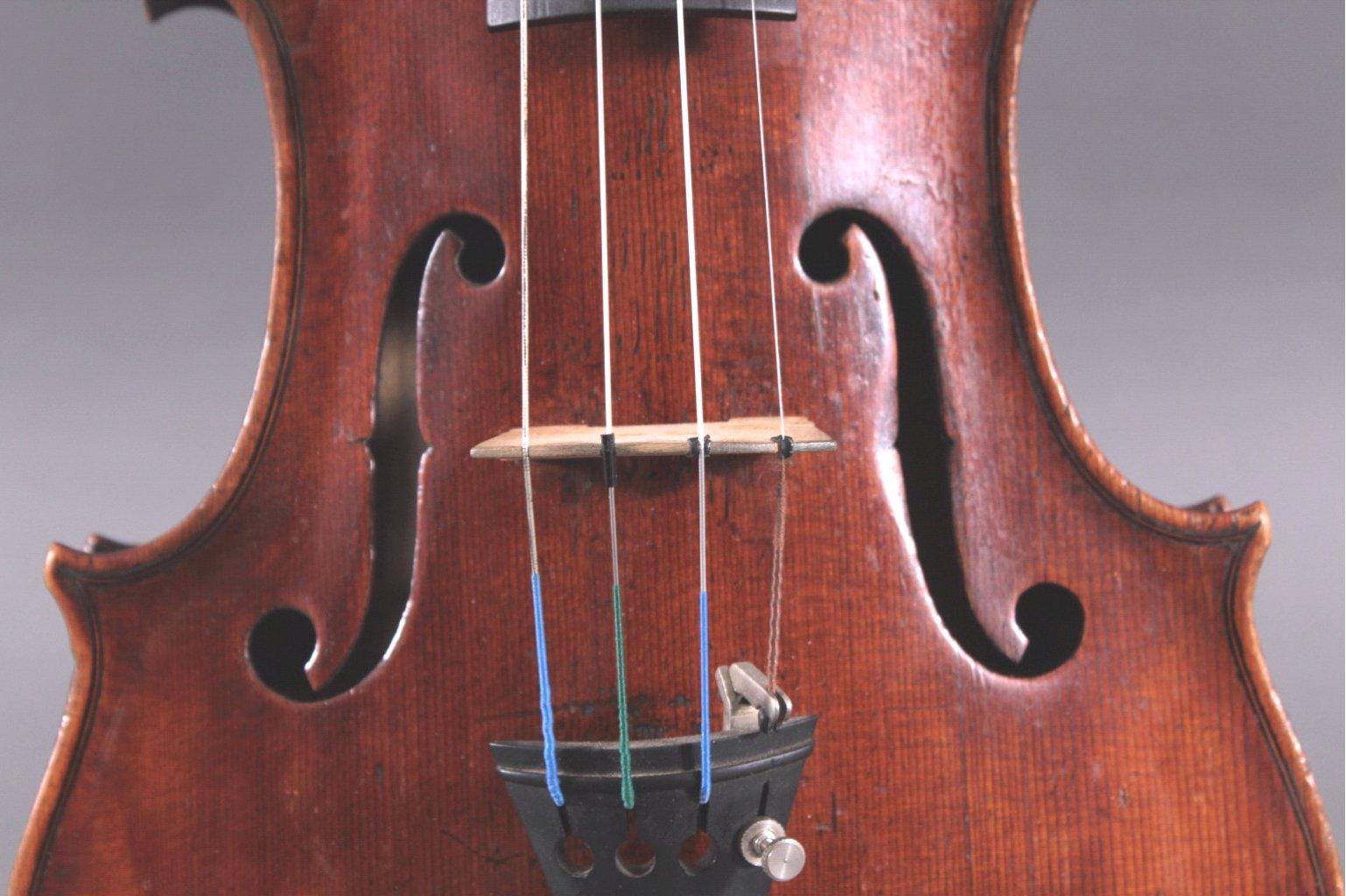 Nicolaus Amati, Geige aus dem 17. Jh.-5