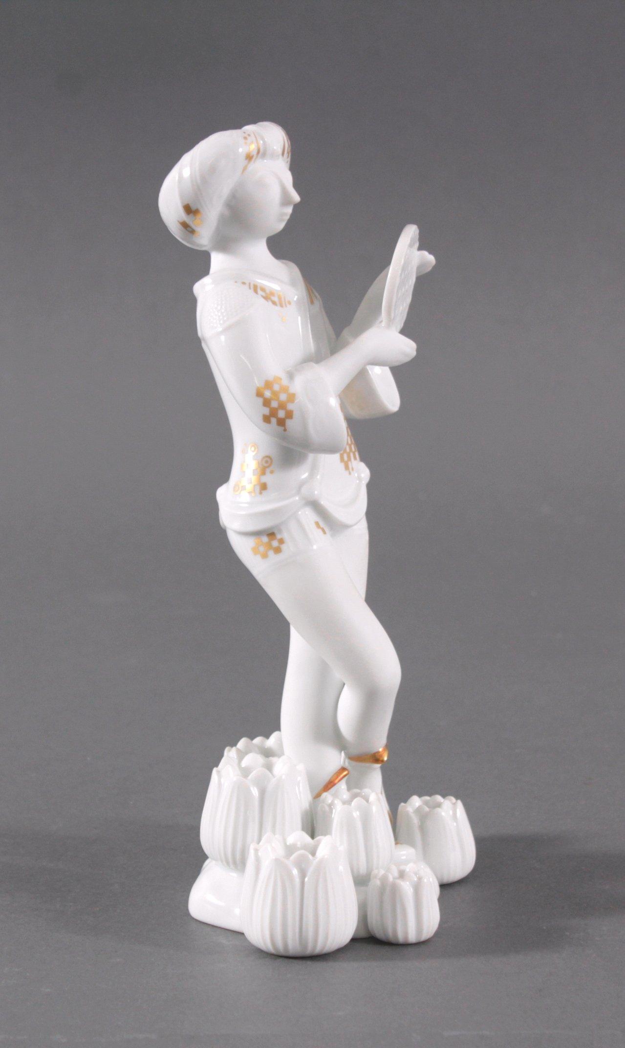 """Rosenthal Porzellan-Figur, """"Tamino""""-1"""