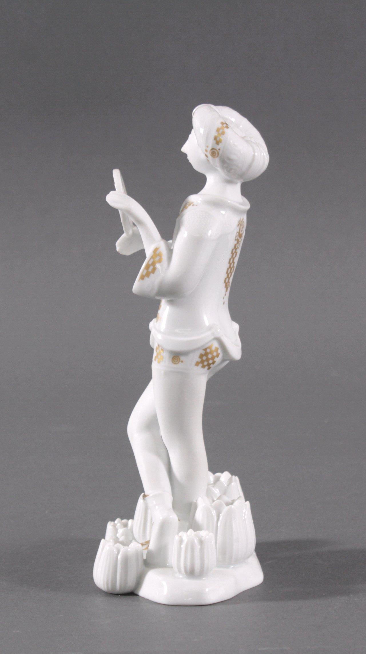 """Rosenthal Porzellan-Figur, """"Tamino""""-3"""