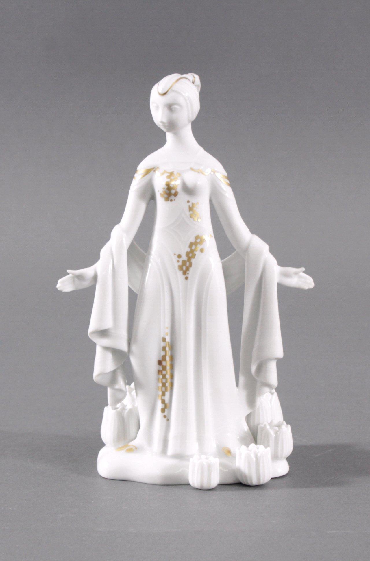 """Rosenthal Porzellan-Figur, """"Pamina"""""""