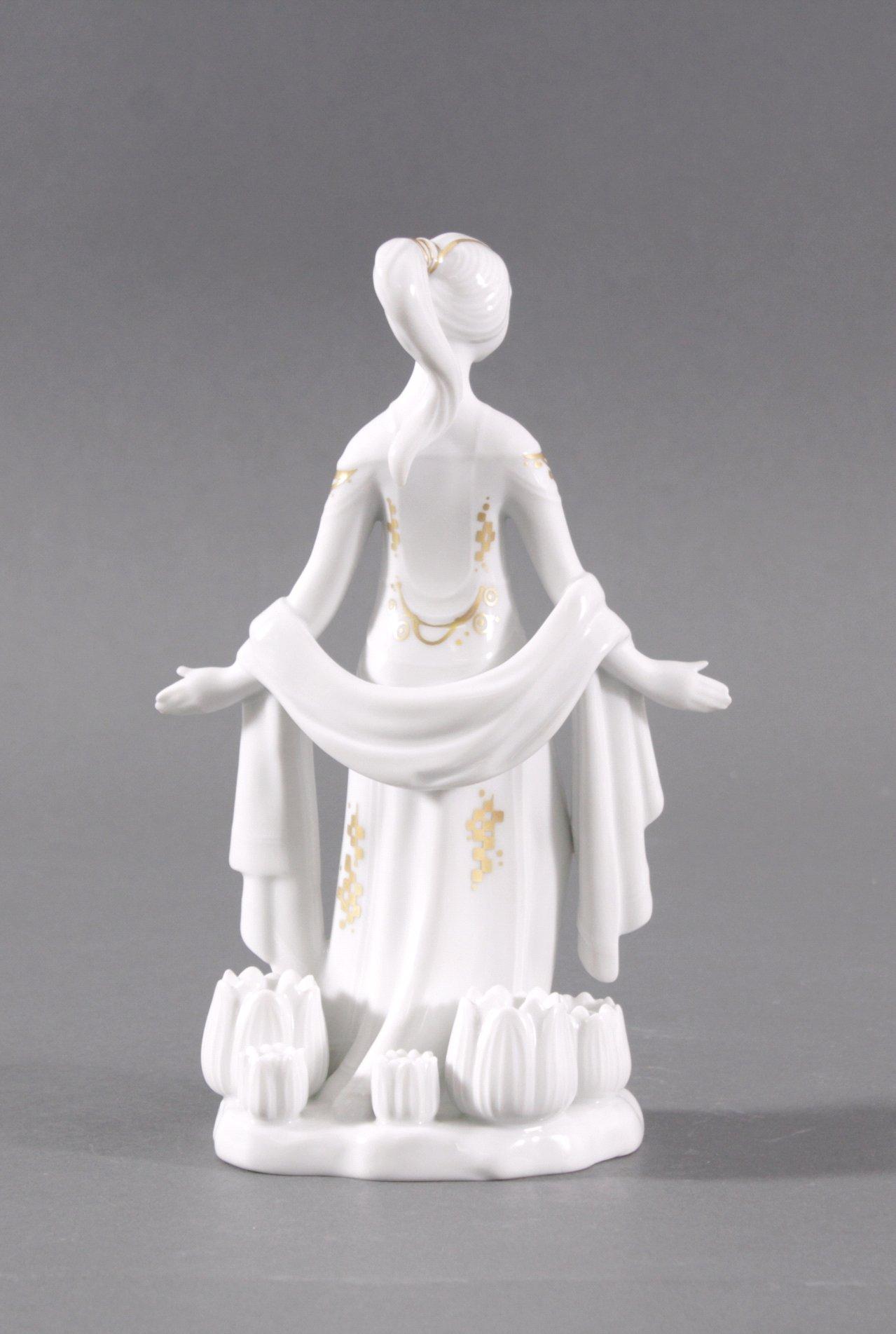 """Rosenthal Porzellan-Figur, """"Pamina""""-2"""