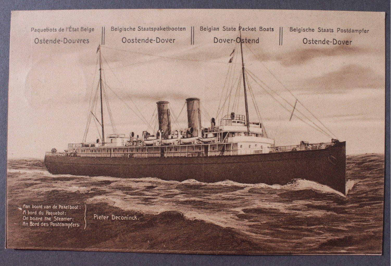BELGIEN 1914-4