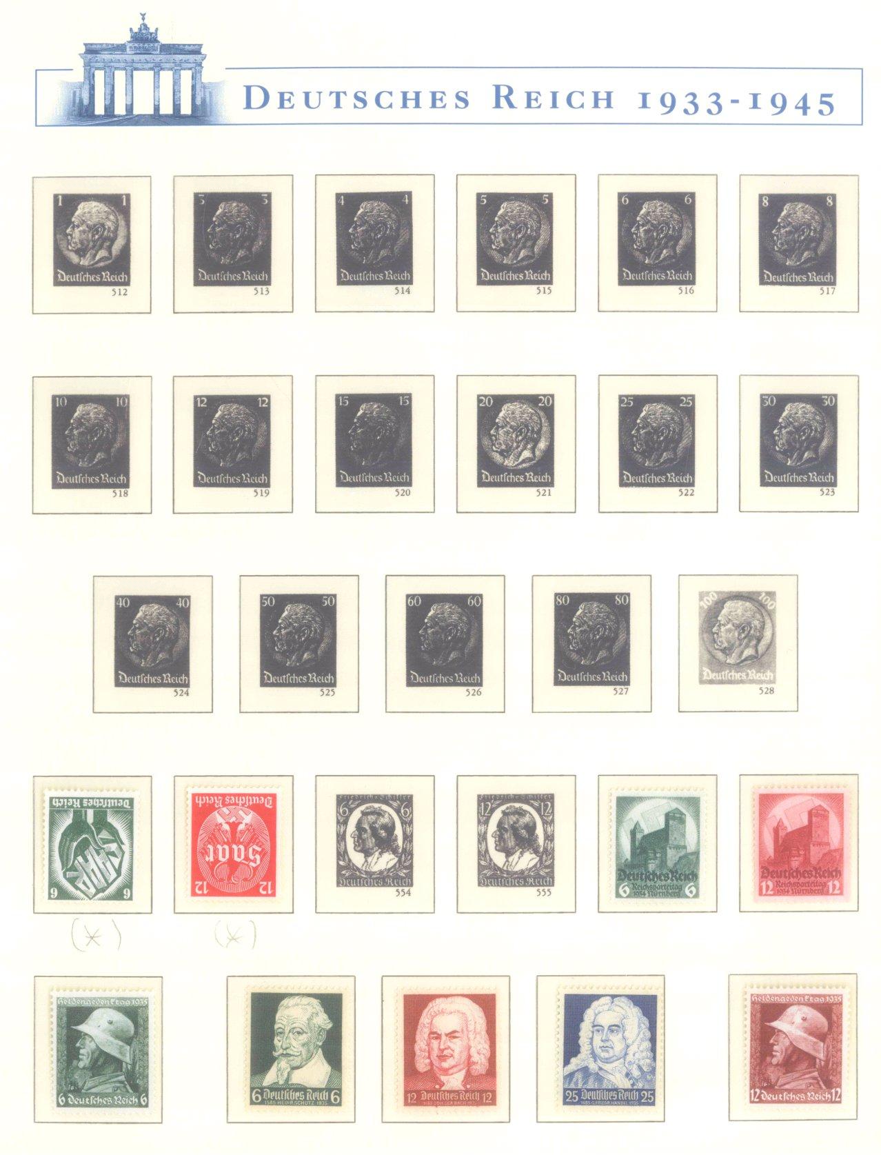 III. REICH 1933-1945
