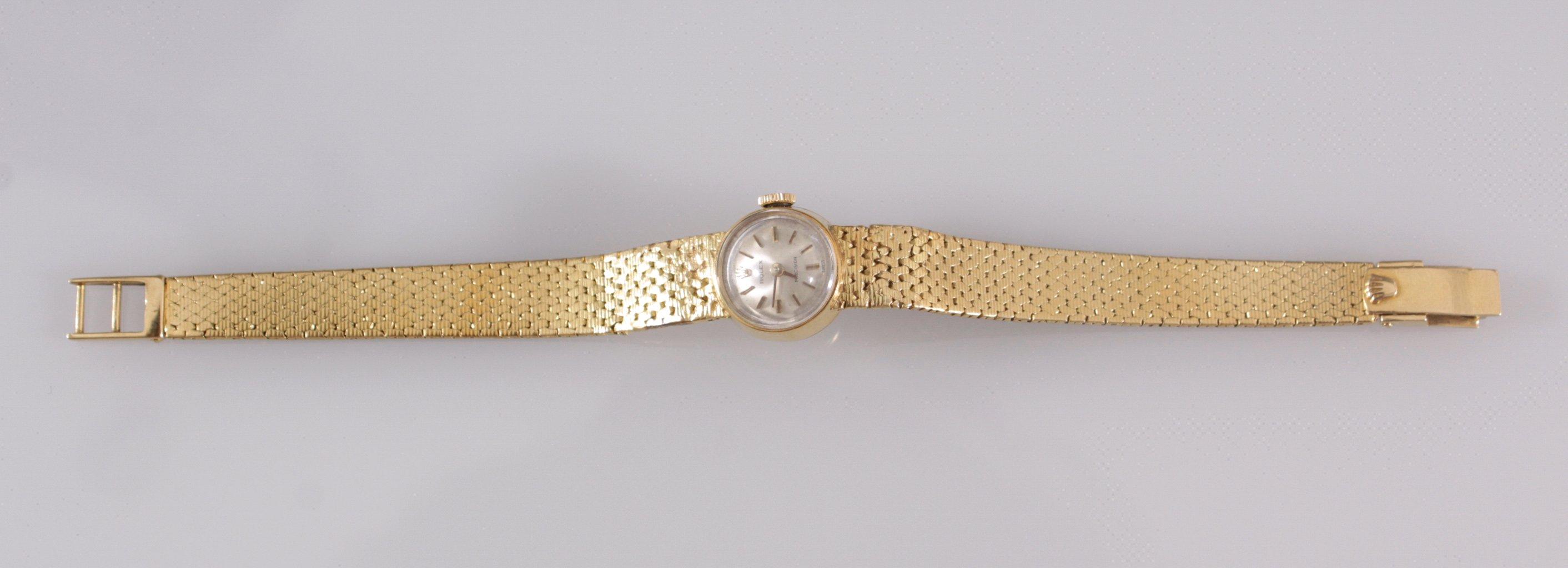 Rolex Damenarmbanduhr Precision