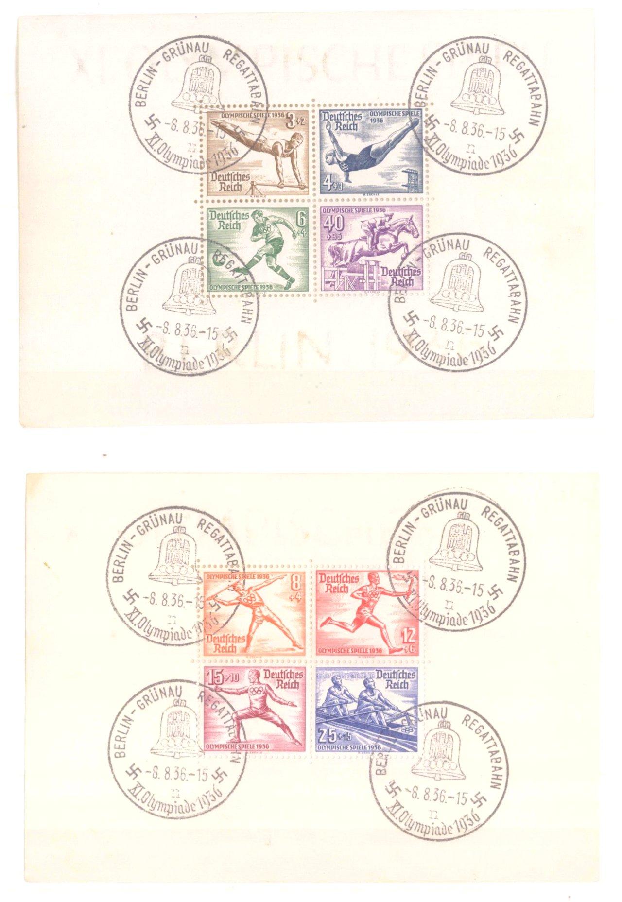 III. REICH 1934 bis 1945, mit OSTROPA – Block-14