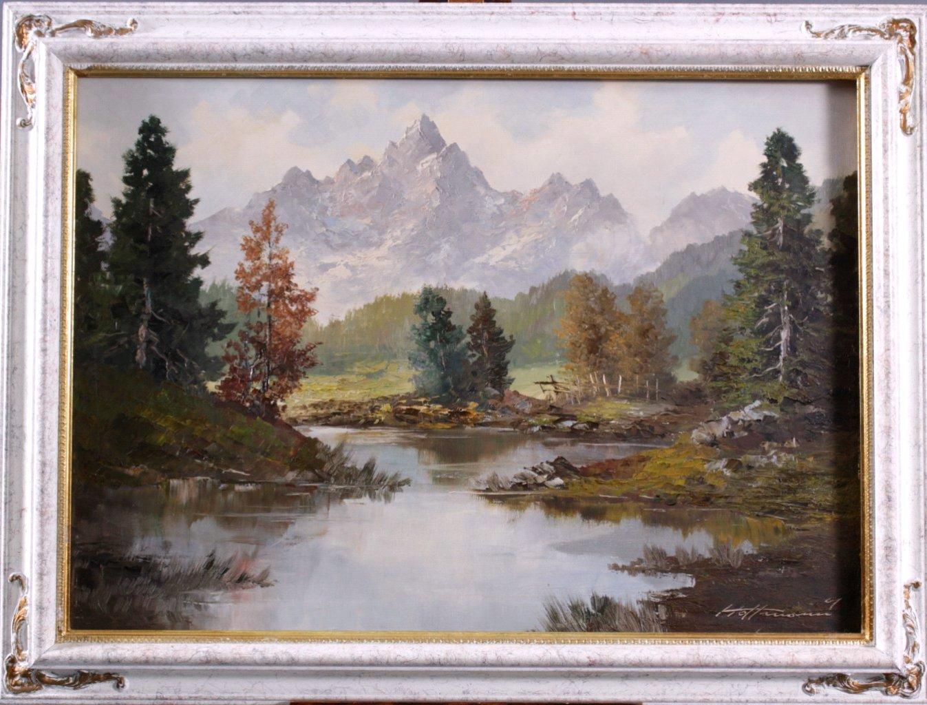 Hoffmann ?-?, Kelerjoch Kitzbühler Alp