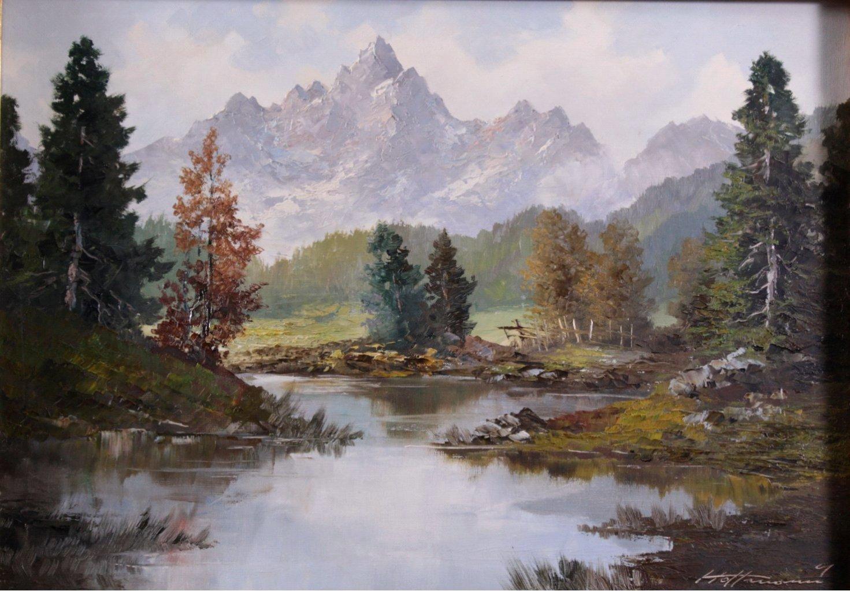 Hoffmann ?-?, Kelerjoch Kitzbühler Alp-1
