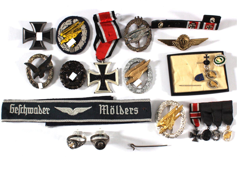Orden und Ehrenzeichen 3. Reich
