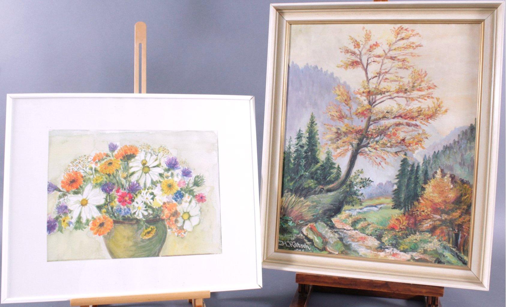 3 Gemälde